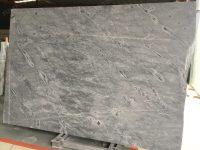 atlantic grey granite slab