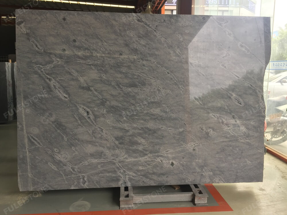 atlantic grey granite slabs