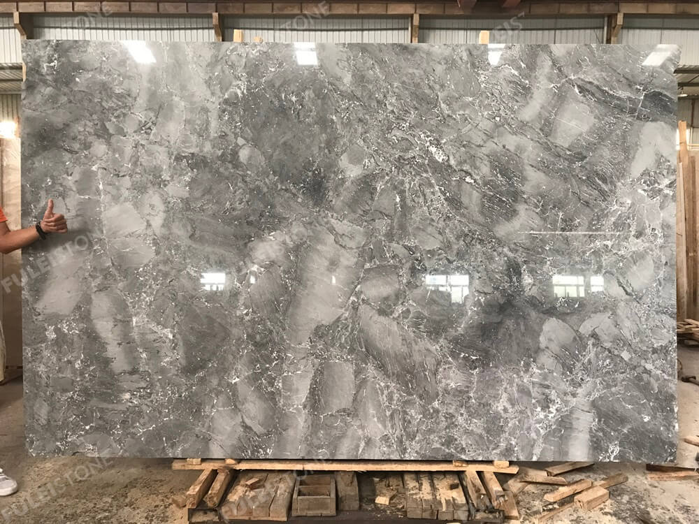 donatello grey marble