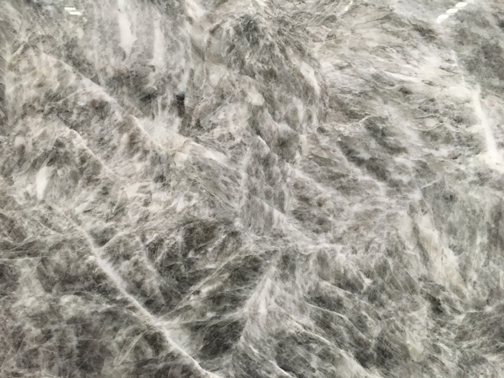 onicce apls grey marble close up