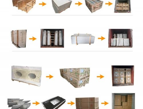 How to Pack and Load of Stone Order