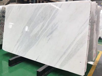 Angel White Marble