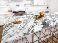 Arabescato Marble Countertop
