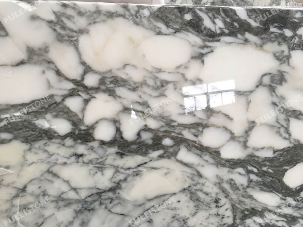 Arabescato Marble Slab Surface