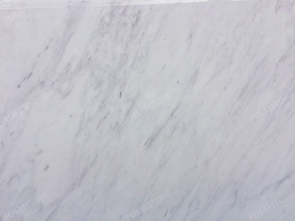 Ariston White Marble Surface