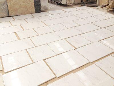 Ariston White Marble Tiles