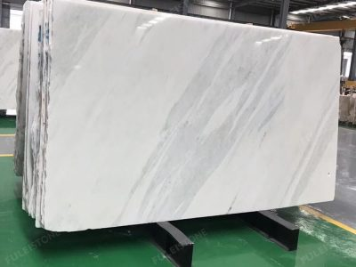 Bianco Angel White Marble Slab