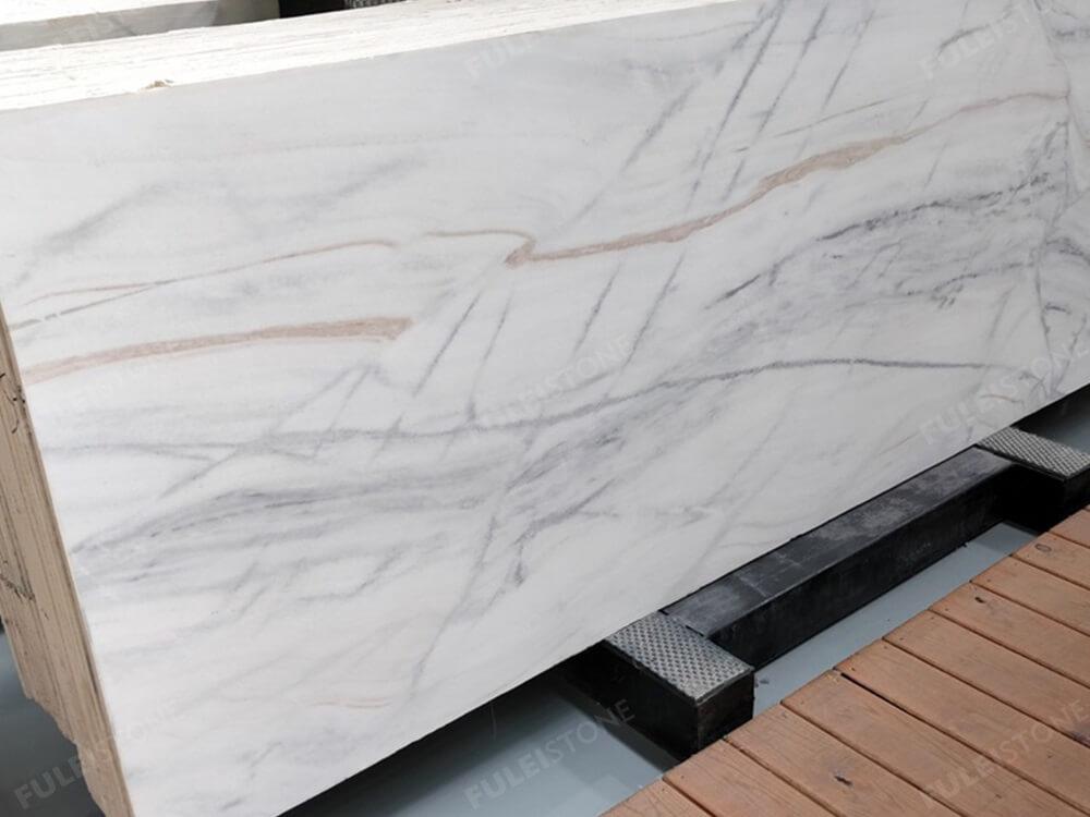 Bianco Lasa Marble Polished