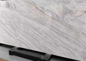 Bianco Lasa Marble SLab