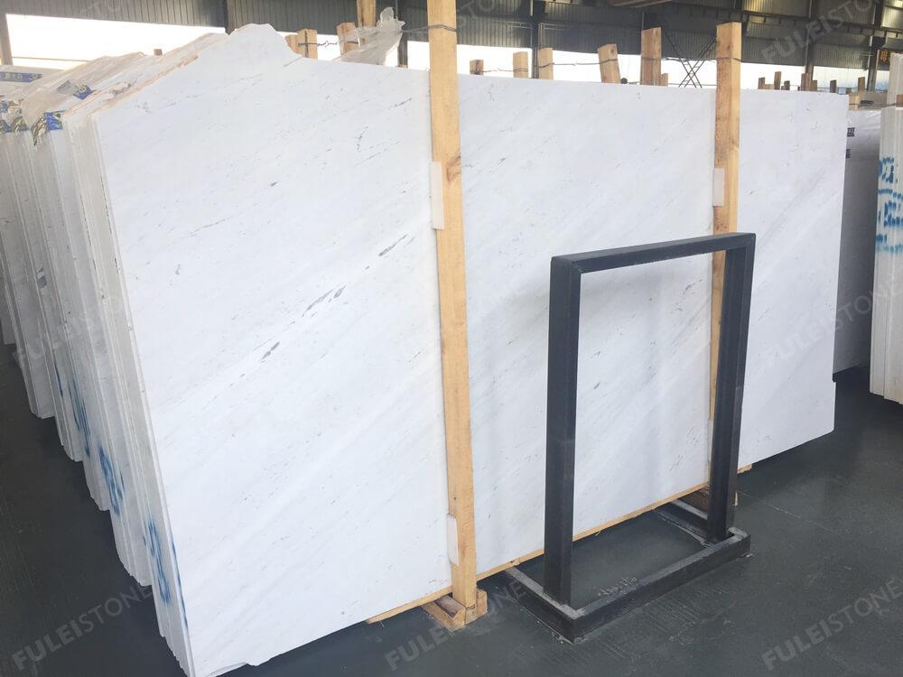 Bianco Sivec White Marble