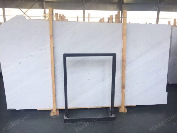 Bianco Sivec White Marble Slab