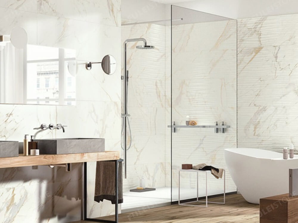 Calacatta White Marble for Wall