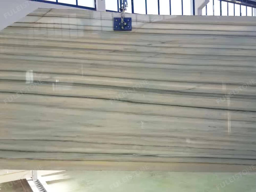 Calacatta Zebrino Marble Slab