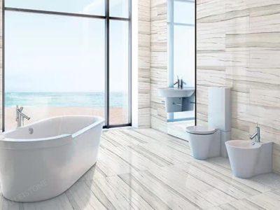 Calacatta Zebrino Marble for Bathroom