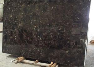 Chinese Emperador Marble Slab