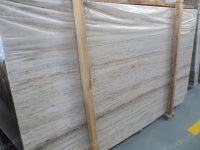 Crystal Wooden Marble Slab