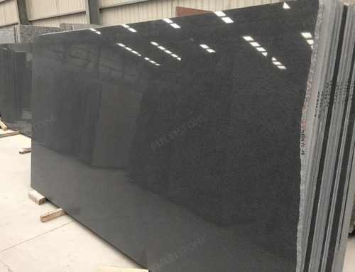 Dark Grey G654 Granite Slabs