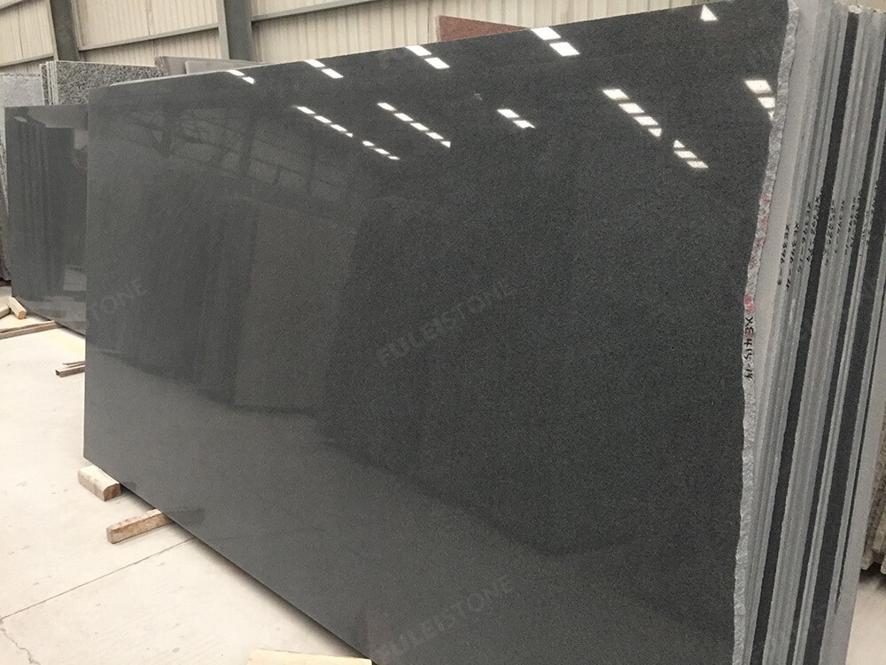 Dark Grey G654 Granite Big Slabs