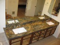 Fusion Quartzite Bathroom Vanity Top
