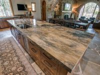 Fusion Quartzite Island Top