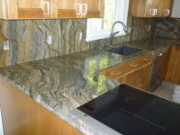 Fusion Quartzite Kitchen Counter Top