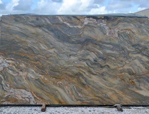Fusion Quartzite Granite Slabs