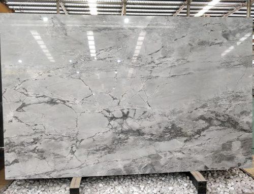 Inventory No.NHFWY180317 Super White Quartzite Slab