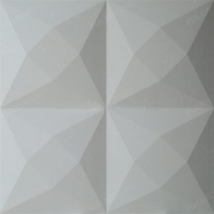 Limestone 3D Carven Marble Tile Style (1)