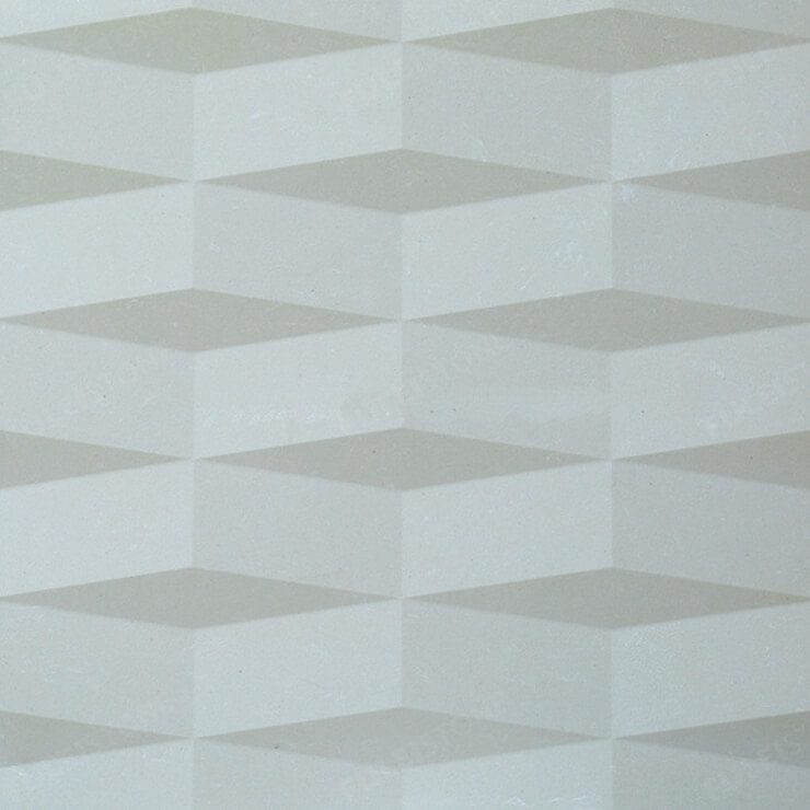 Limestone 3D Carven Marble Tile Style (2)