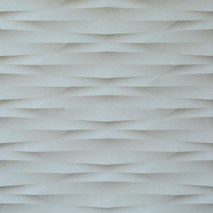Limestone 3D Carven Marble Tile Style (3)