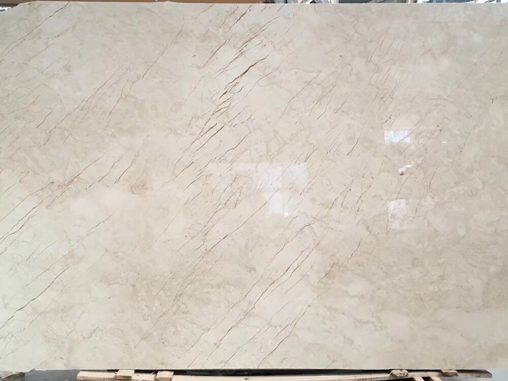 Menes Gold Marble polished