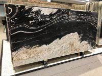 Polished Copacabana Granite Slabs