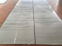 Polished White Wood Marble Tiles