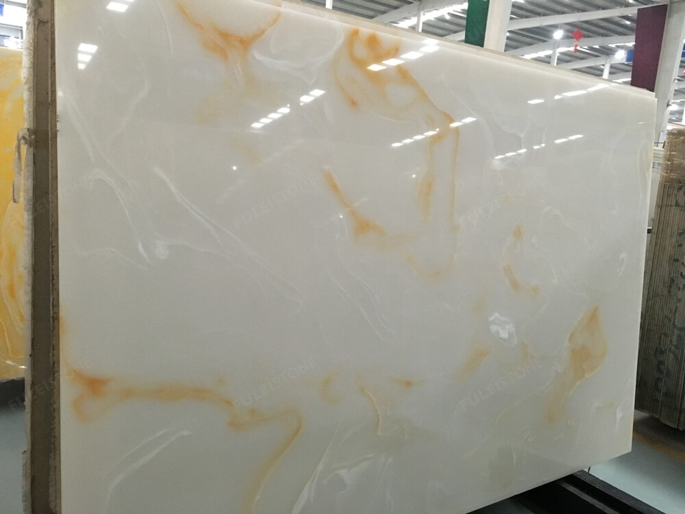 Pure Artificial Onyx Slab