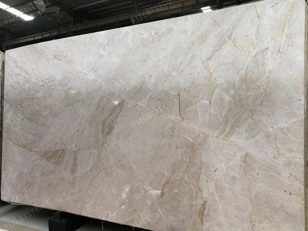 Taj Mahal Quartzite Big Slab