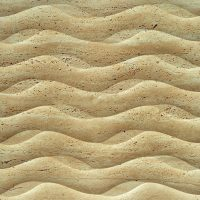 Travertine 3D Carven Marble Tile Style (3)