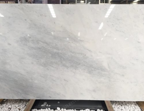 Turkish Carrara White Marble Slab
