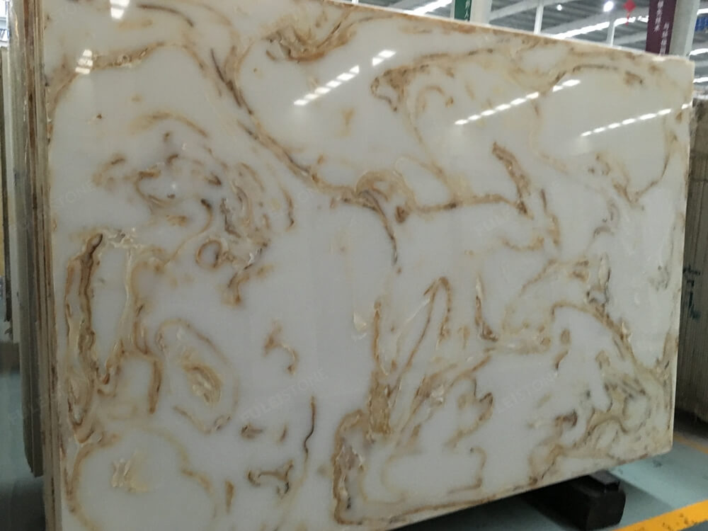 Vein Artificial Onyx Slab