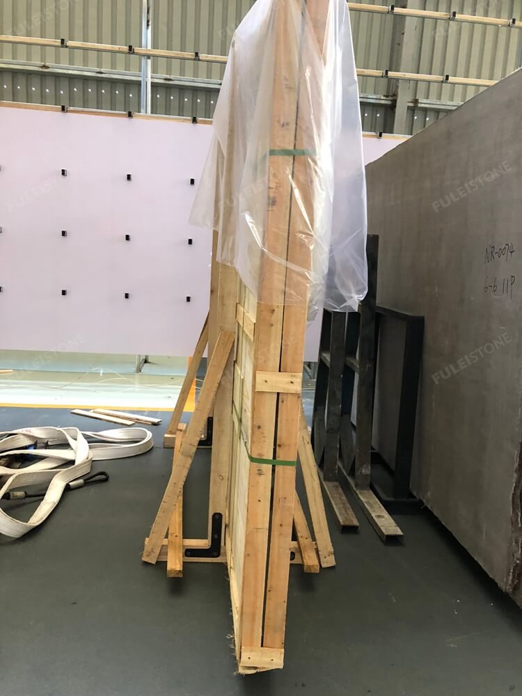 Wooden Packing of Single Slab2