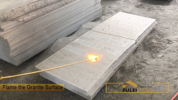 how-to-make-the-flamed-granite-tile