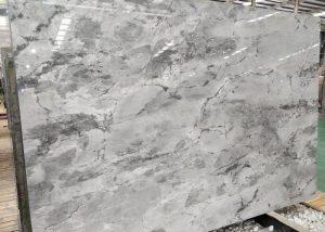 natural quartzite super white marble