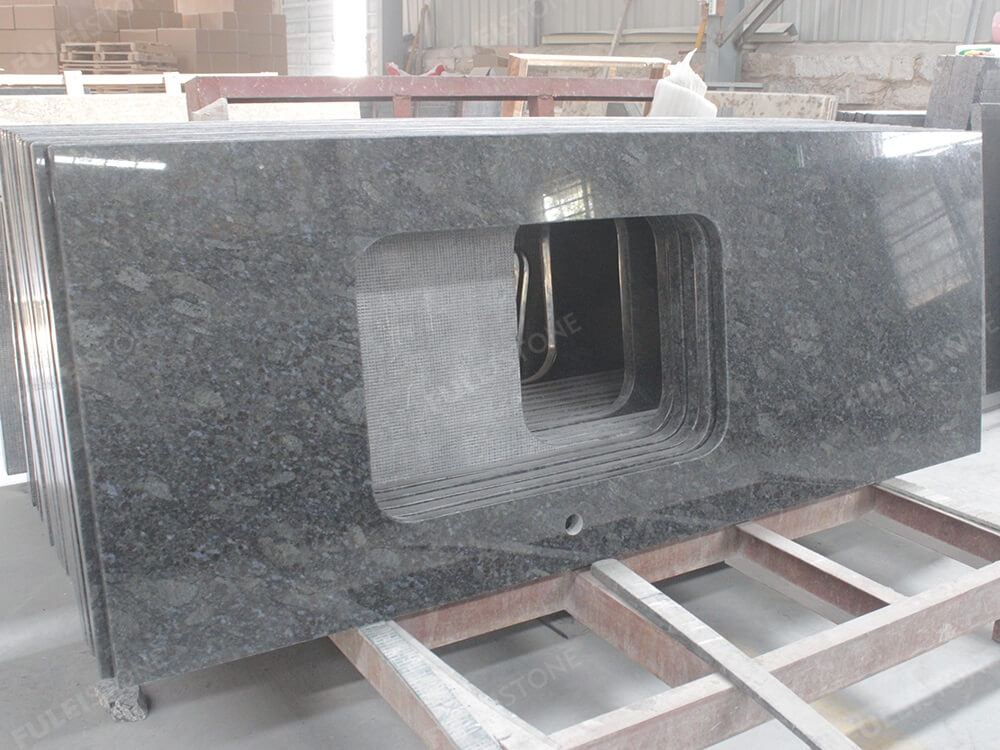 Butterfly Blue Granite Countertops