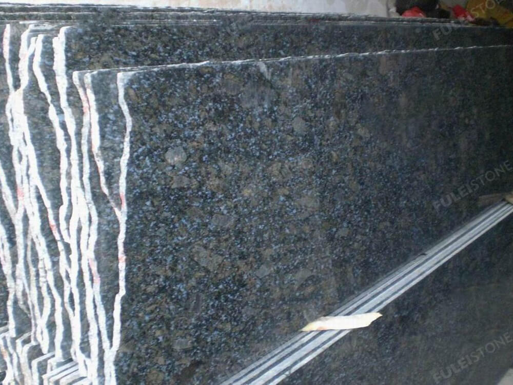 Butterfly Blue Granite Slabs