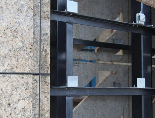 Quality Control of the Dry Granite Stone Cladding Systems