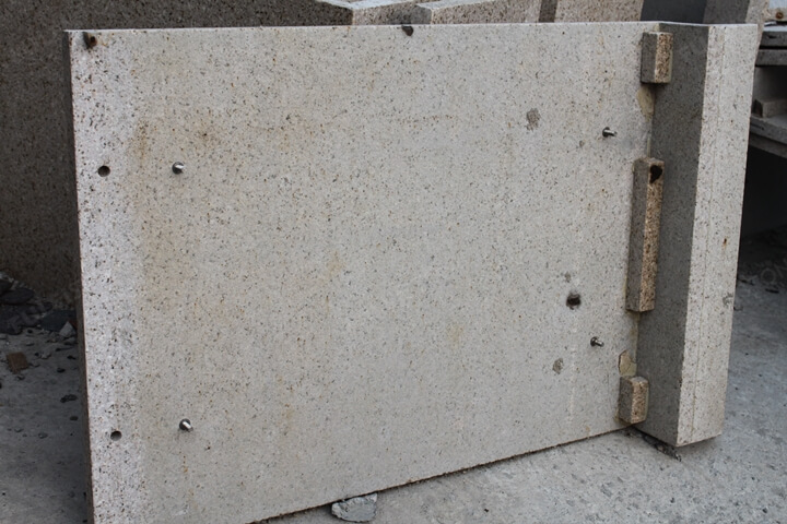 Granite Tile for Cladding Wall