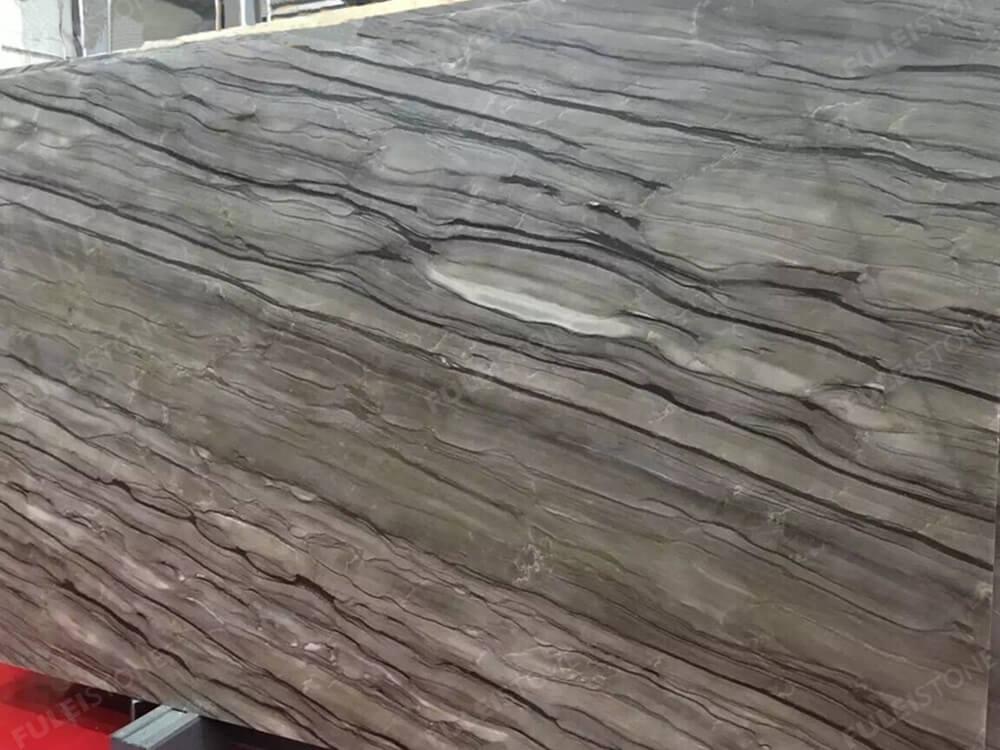 Sequoia Brown Quartzite Big Slab