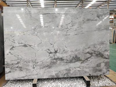 Super White Quartzite Slab