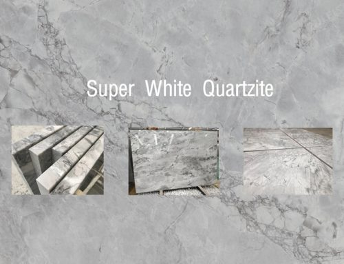 Super White Quartzite from China Stone Factory