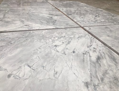 1cm Super White Quartzite Tiles