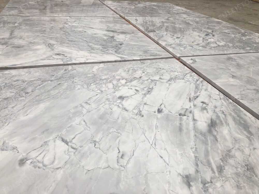 Super White Quartzite Tiles
